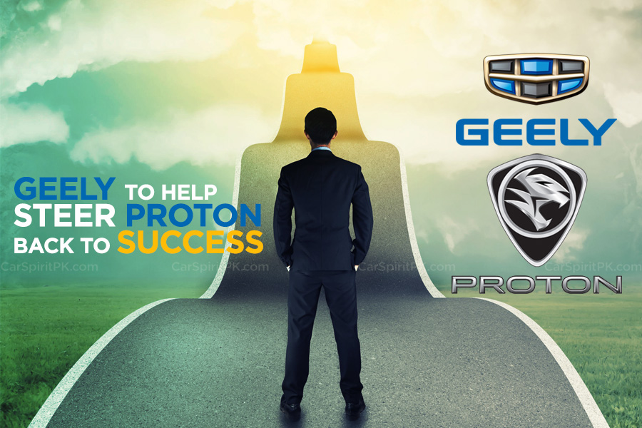 Geely to Help Steer Proton Back to Success 1