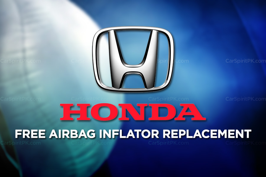 Honda Pakistan Offering Free Airbag Replacement on Certain Models 1