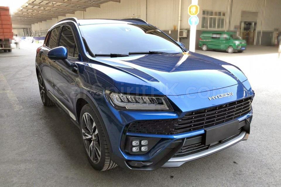 Huansu C60 Hyosow: Lamborghini Urus Lookalike Revealed 1