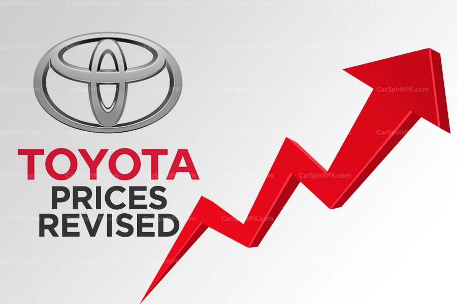 Indus Motors Revised Prices of Toyota Cars for the Third Time in 6 Months 20