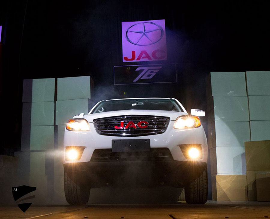 JAC T6 Launched in Bolivia 25