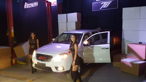 JAC T6 Launched in Bolivia 9
