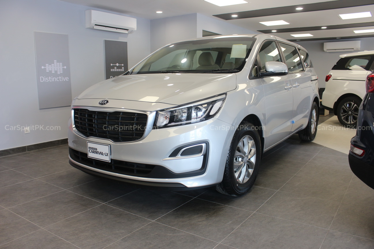 Next Generation Kia Carnival to Make its World Debut in April 4