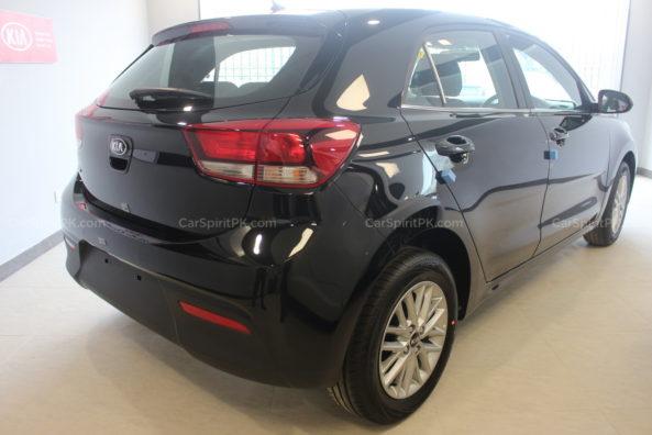 2020 Kia Rio Facelift Revealed 14