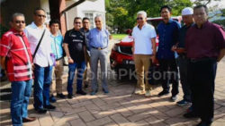 Malaysian Prime Minister Dr. Mahatir Mohammad Impressed with Geely Boyue 16
