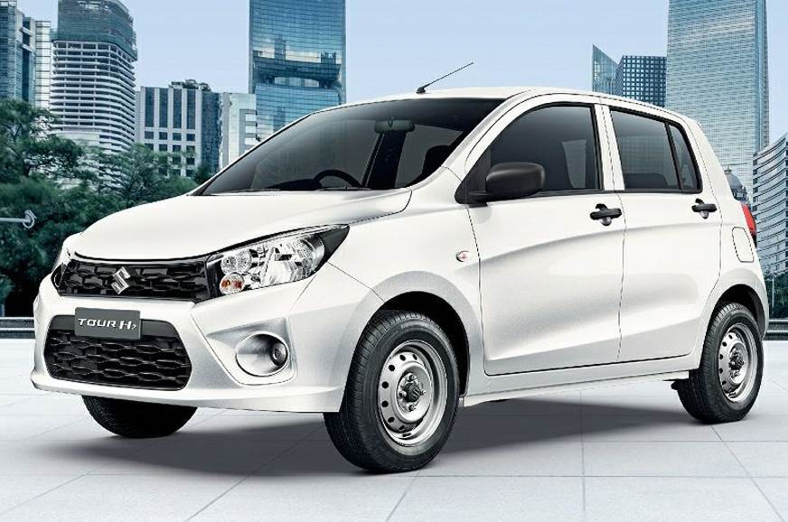 Celerio Tour H2 Launched in India at INR 4.21 lac 2