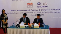 Master Motors and Changan Signs Joint Venture Agreement 7