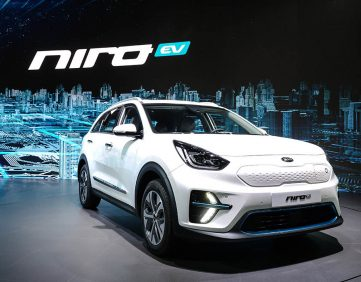 Kia Reveals the All-Electric Niro EV 3