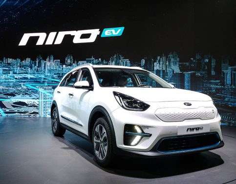 Kia Reveals the All-Electric Niro EV 5