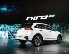 Kia Reveals the All-Electric Niro EV 6