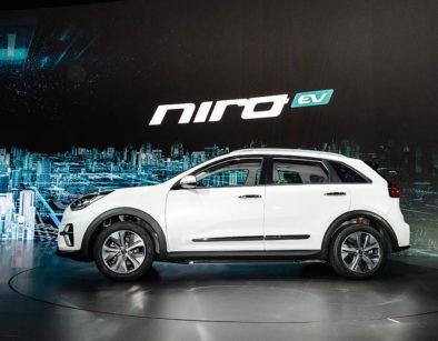Kia Reveals the All-Electric Niro EV 6