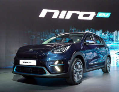Kia Reveals the All-Electric Niro EV 7