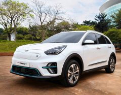 Kia Reveals the All-Electric Niro EV 10