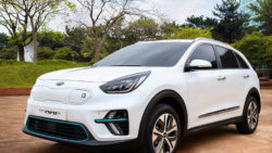 Kia Reveals the All-Electric Niro EV 14