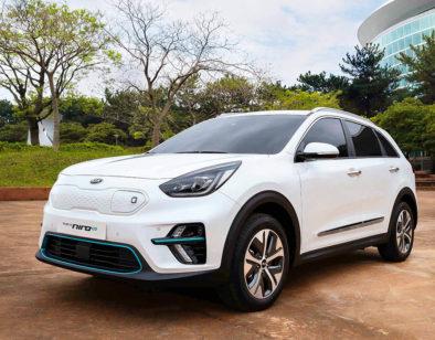 Kia Reveals the All-Electric Niro EV 9