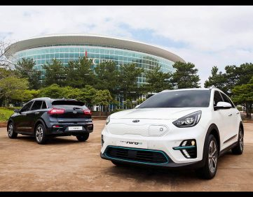 Kia Reveals the All-Electric Niro EV 12