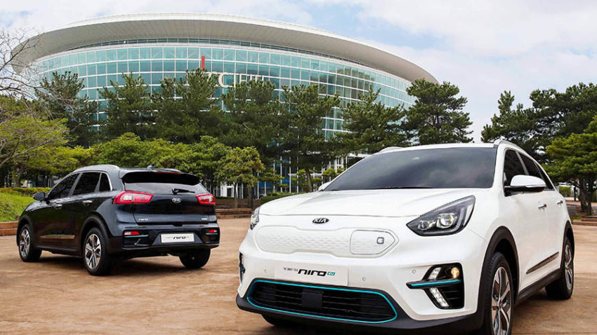 Kia Reveals the All-Electric Niro EV 2
