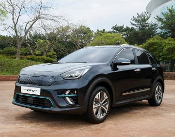 Kia Reveals the All-Electric Niro EV 11