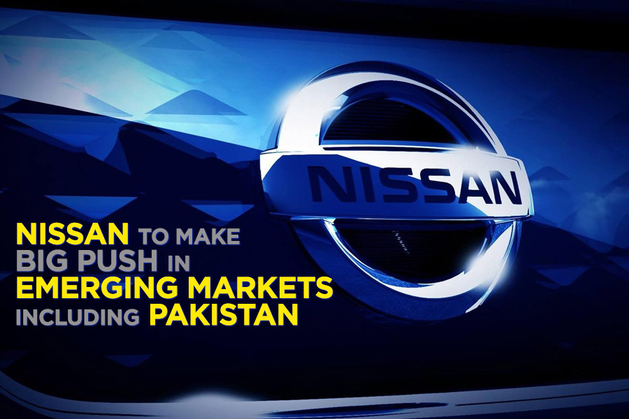 Nissan To Make Big Push In Emerging Markets 23