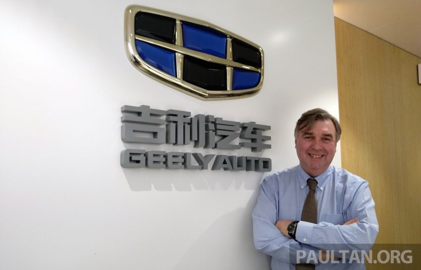Geely Design Chief Peter Horbury Talks About Creating an Image for the Rising Brand 3