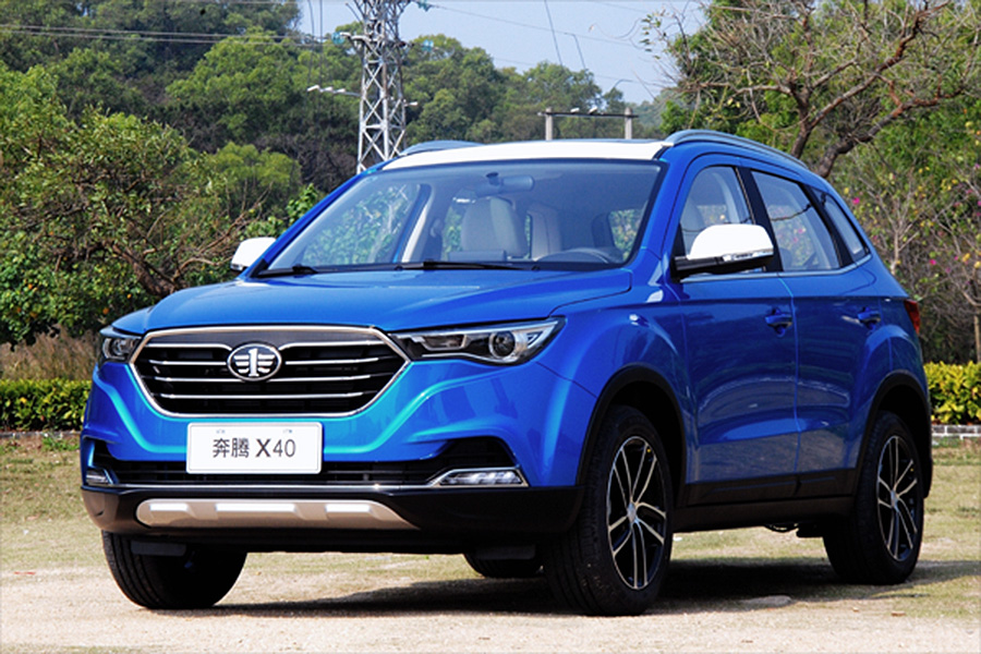 FAW X40 SUV Surpasses FAW R7 Sales in China 18