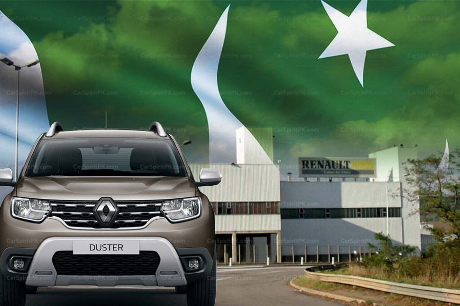 Al-Futtaim has Acquired Land in Faisalabad to Assemble Renault Vehicles in Pakistan 1