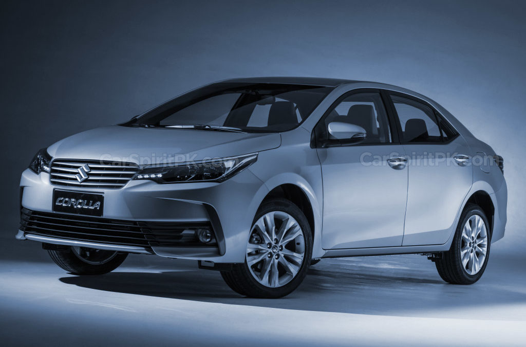 Maruti Corolla Altis to be Launched in Late 2019 1