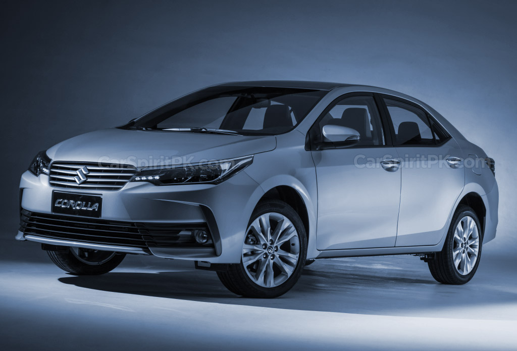 Toyota and Suzuki Collaboration will Give Birth to Suzuki Altis 4