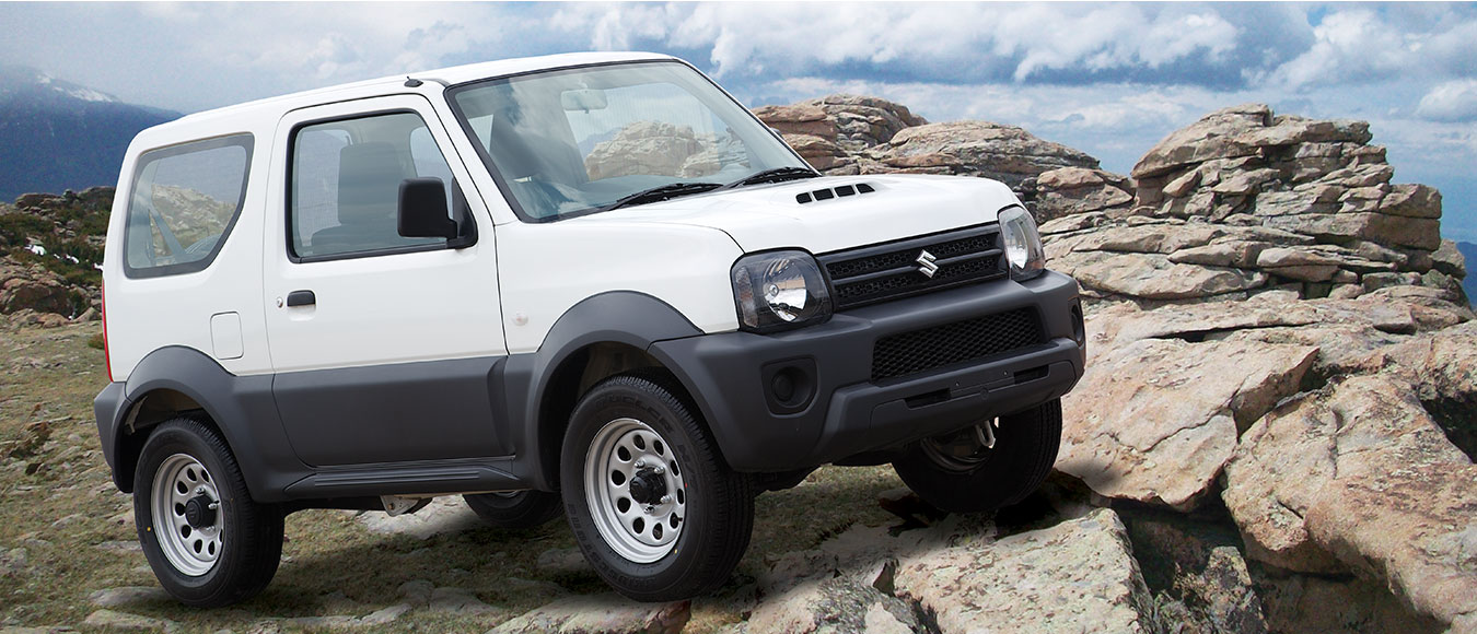 5 Things to Know About the All-New Suzuki Jimny 7