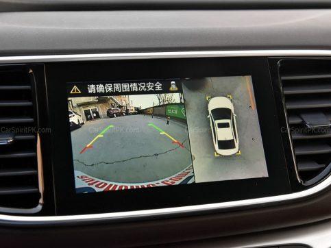 GAC Launches the Trumpchi GA4 in China 21
