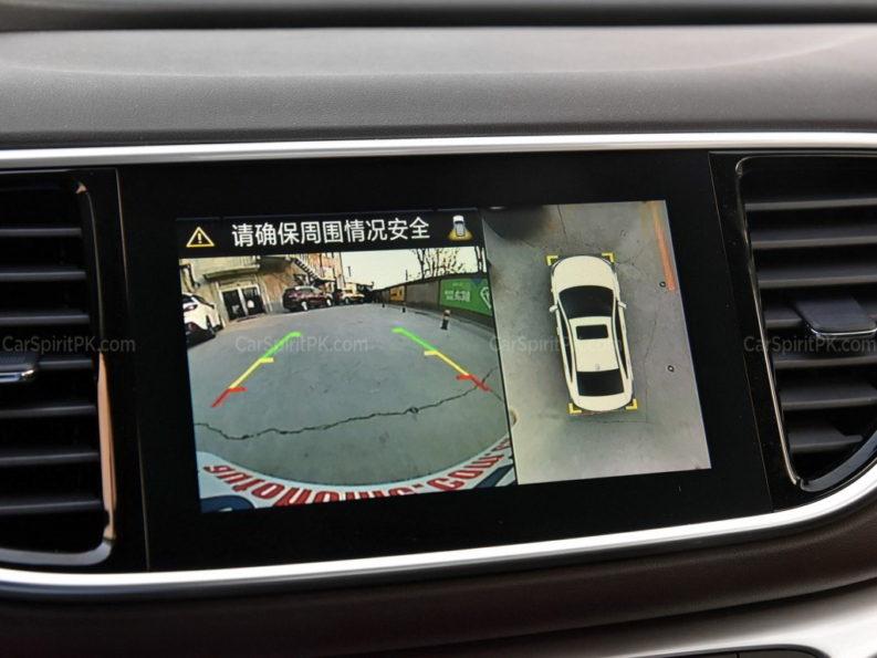 GAC Launches the Trumpchi GA4 in China 20