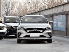 GAC Launches the Trumpchi GA4 in China 10