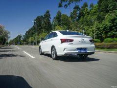 GAC Launches the Trumpchi GA4 in China 26