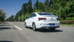 GAC Launches the Trumpchi GA4 in China 30