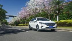 GAC Launches the Trumpchi GA4 in China 29