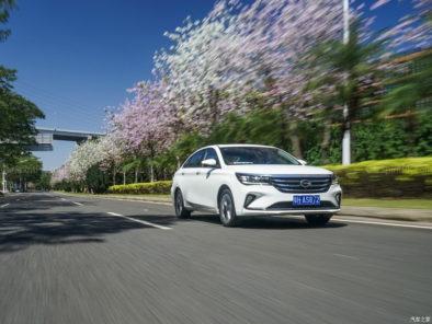 GAC Launches the Trumpchi GA4 in China 24