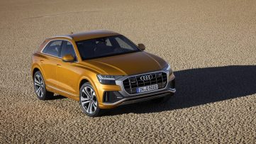 All New 2018 Audi Q8 SUV Unveiled 16