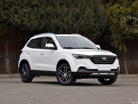 FAW X40 SUV Surpasses FAW R7 Sales in China 8