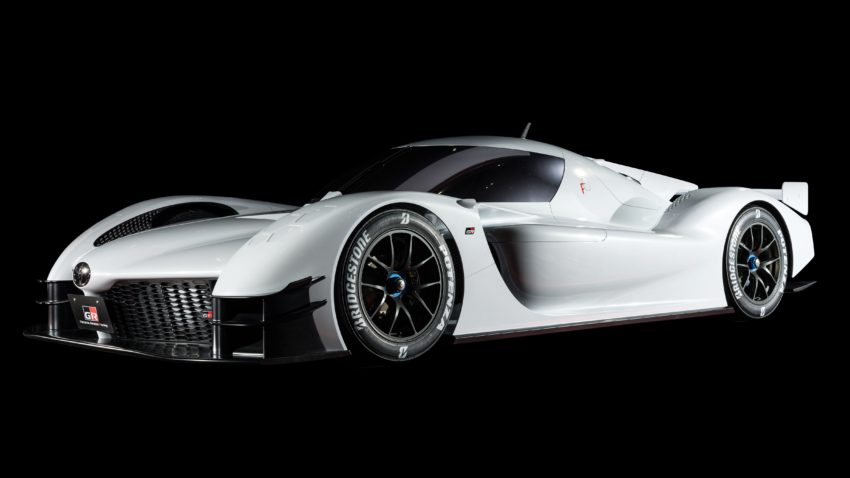Toyota has Confirmed Development of a Road-going Hypercar 4