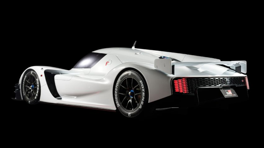 Toyota has Confirmed Development of a Road-going Hypercar 6