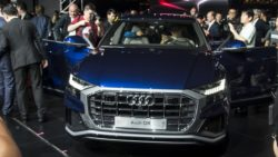 All New 2018 Audi Q8 SUV Unveiled 11