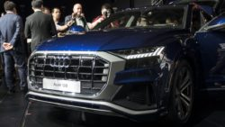 All New 2018 Audi Q8 SUV Unveiled 20