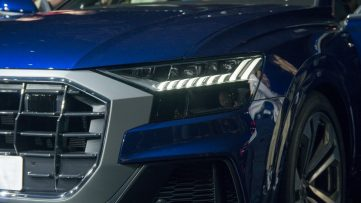 All New 2018 Audi Q8 SUV Unveiled 9