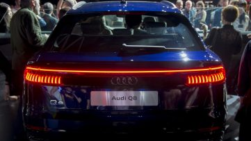 All New 2018 Audi Q8 SUV Unveiled 17