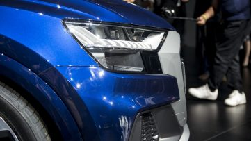 All New 2018 Audi Q8 SUV Unveiled 8