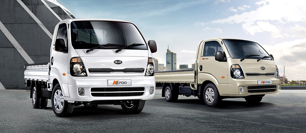 Kia Launches the Frontier K2700 Pickup 2