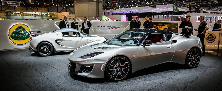 Geely-owned Lotus will be led by Chinese CEO 6