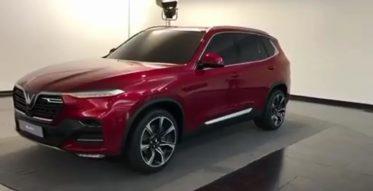 Production Models of VinFast- Vietnam's First Cars Revealed 6