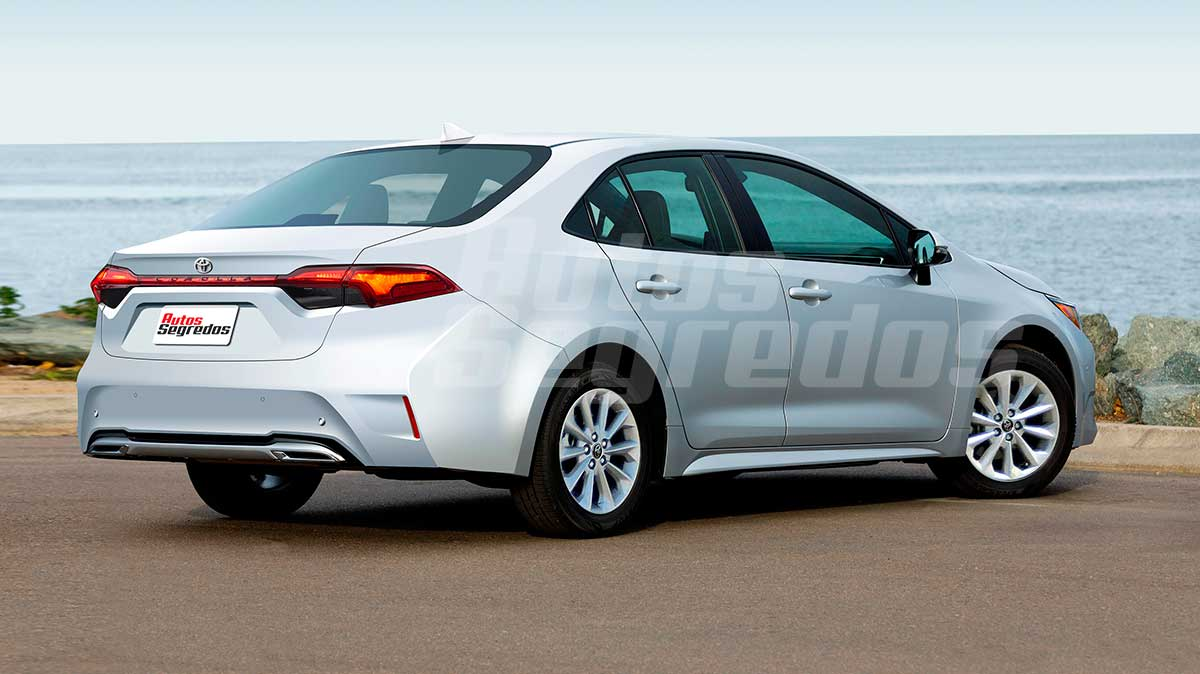 This is how the Next Generation Toyota Corolla Sedan may Possibly Look Like 3