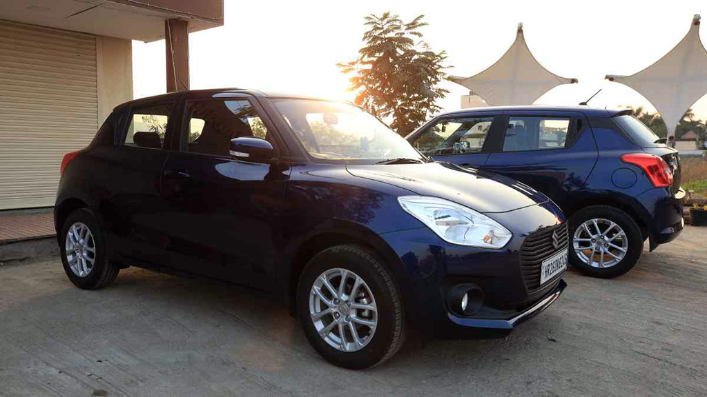 Suzuki Swift Wins 2019 Indian Car of the Year Award 3